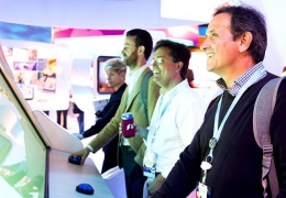 Salesforce World Tour at CeBIT Hanover, Germany March 14–18, 2016